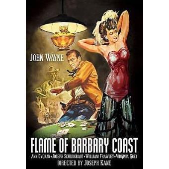 Flame of Barbary Coast DVD