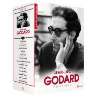 Coffret Prestige Godard : Politique 13 films DVD