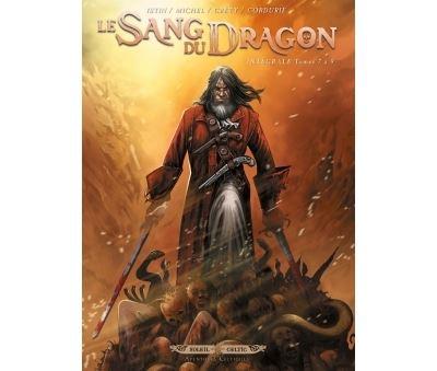 Sang du dragon Intégrale Volume 3 - T7 à