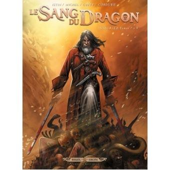 Le sang du dragonLe Sang du dragon - Intégrale T07 à