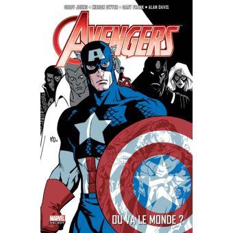AvengersAvengers par Geoff Johns