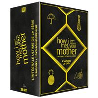 Coffret How I Met Your Mother Saisons 1 à 9 DVD