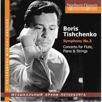 Symphonie Number 5 Concerto pour flute