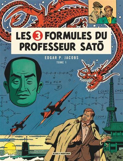 Blake & Mortimer - Tome 11 - Les 3 Formules du Professeur Sat?