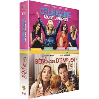 Coffret Mode d'emploi 2 films DVD
