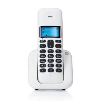 Motorola Dect T301 Solo White