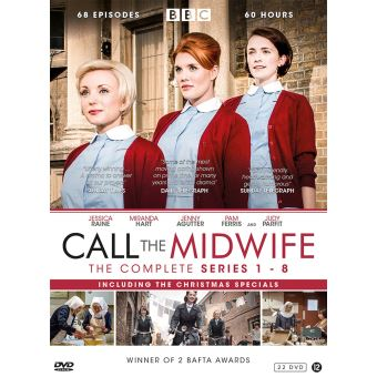 CALL THE MIDWIFE S1-8-BOX-NL