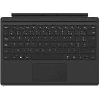 Microsoft Type Cover Surface Pro Black Fingerprint AZERTY