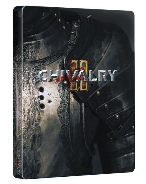 Chivalry 2 Steelbook Edition PS4