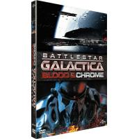 Battlestar Galactica : Blood and Chrome DVD