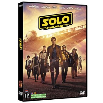 Star WarsSolo : A Star Wars Story DVD