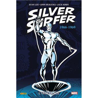 Silver surferL'intégrale 1966-1968