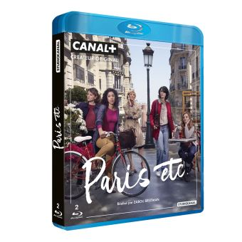 Paris Etc.PARIS ETC S1-FR-BLURAY