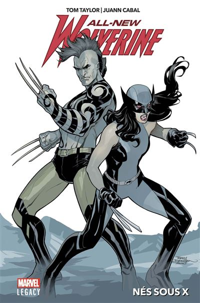 All-new Wolverine T01: Nés sous X