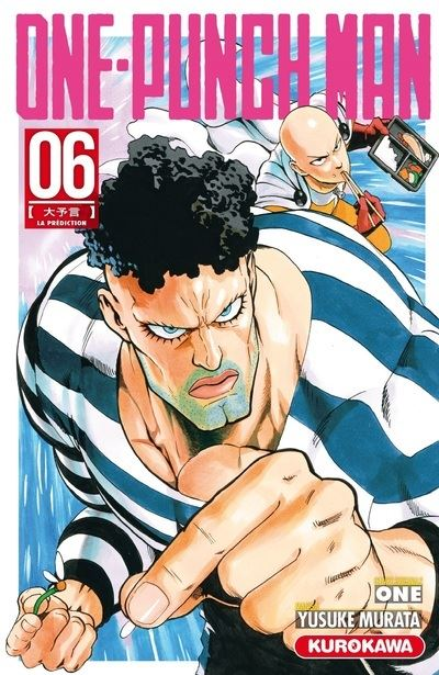 One-Punch Man - Tome 6 : One-Punch Man