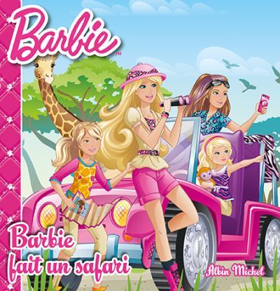 Barbie -  : Barbie fait un safari
