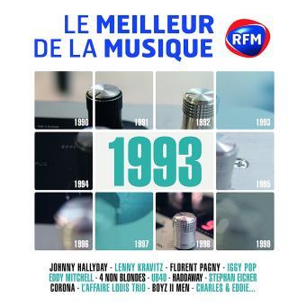 Meilleur de la musique 1993