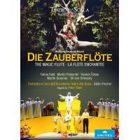 La flûte enchantée DVD
