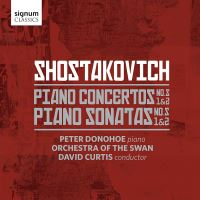 Concertos pour piano numéro 1 et numéro 2 Sonates pour piano numéro 1 et numéro 2