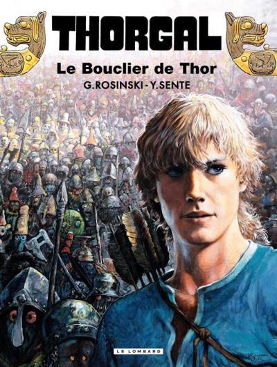 Thorgal - Tome 31 - Le Bouclier de Thor - 9782803638994 - 5,99 €