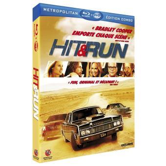 Hit and Run Combo Blu-ray DVD