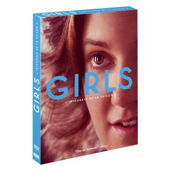 GirlsCoffret intégral de la Saison 2