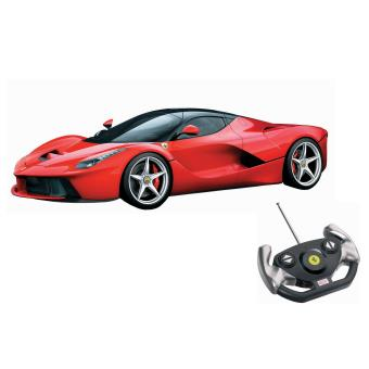 voiture radio command e ferrari laferrari 1 14 mondo. Black Bedroom Furniture Sets. Home Design Ideas