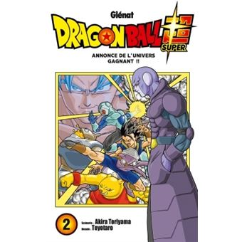 Dragon Ball SuperAnnonce de l'univers gagnant !!