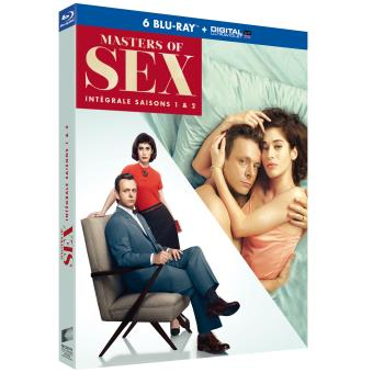 Masters of SexCoffret Masters of Sex Saisons 1 et 2 Blu-ray