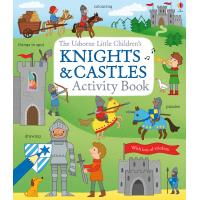 Little Children's Knights & Castles Activity Book
