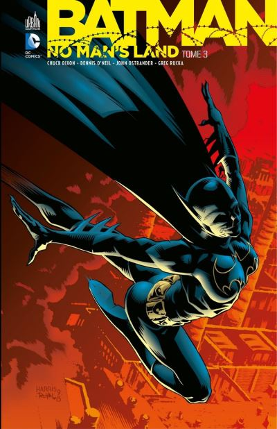 Batman - No Man's Land - Tome 3 - 9791026832089 - 9,99 €