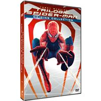 Spider-Man Origins DVD