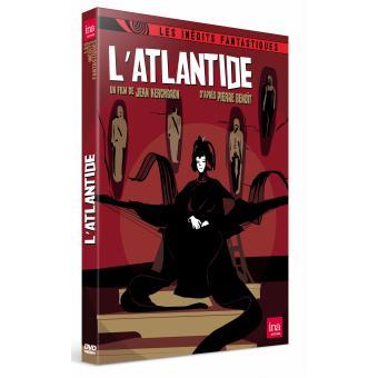 L'Atlantide  DVD