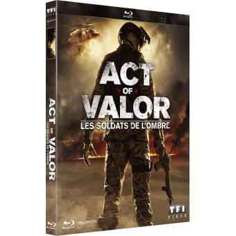 Act of Valor : Les soldats de l'ombre Blu-Ray