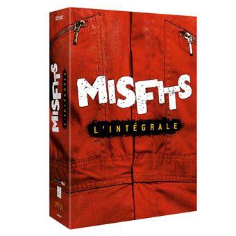 MisfitsMisfits Saisons 1 à 5 Coffret DVD