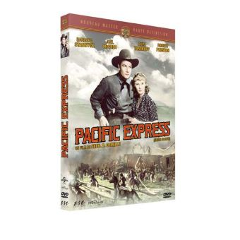 Pacific Express DVD