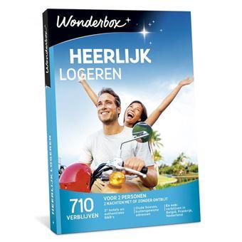 Wonderbox NL Heerlijk logeren