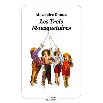 Les trois mousquetaires - nouvelle edition