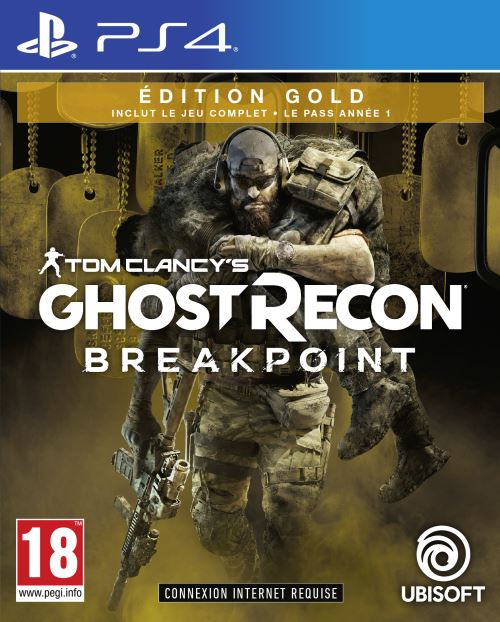 Tom Clancy's Ghost Recon Breakpoint Edition Gold PS4