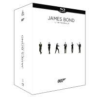 James Bond 24 films Blu-ray