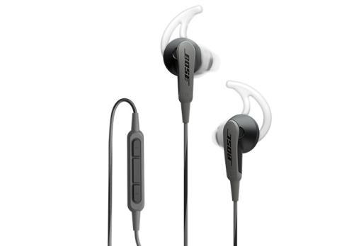 Écouteurs intra-auriculaires Bose SoundSport Gris pour Android