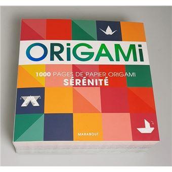 Origami sérénité