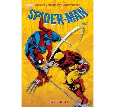 Spider-Man: L'intégrale T46 (1987)