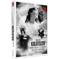 Mikhail Kalatozov, Coffret 3 films DVD
