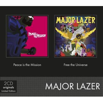 Major Lazer Coffret