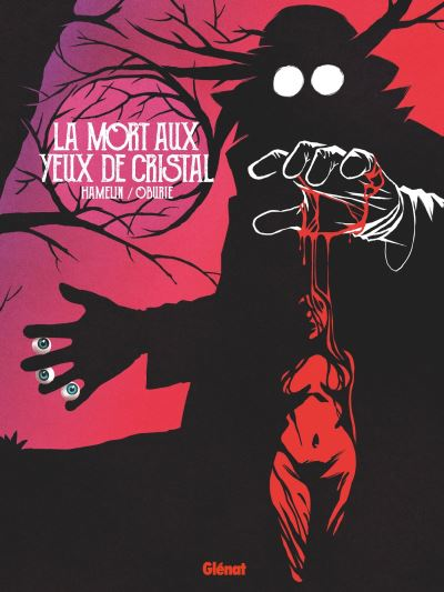 La Mort aux yeux de cristal