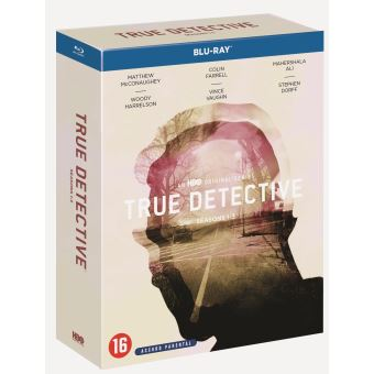 True DetectiveCoffret True Detective Saisons 1 à 3 Blu-ray