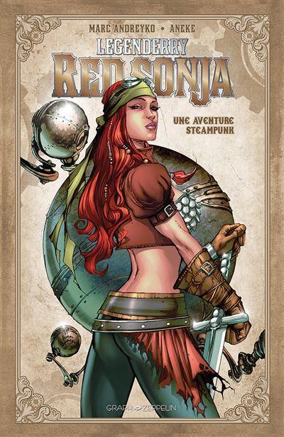 Legenderry Red Sonja