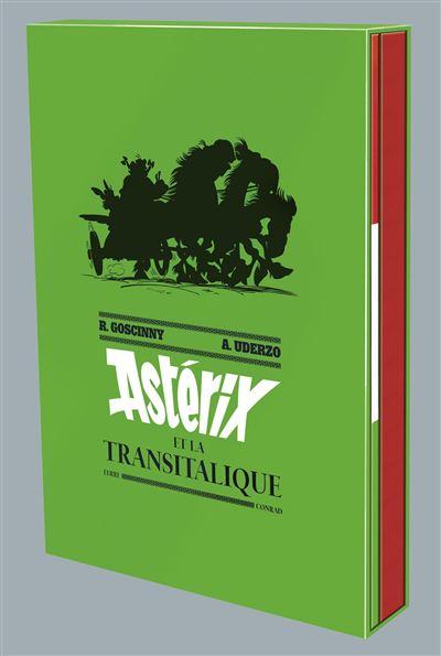 Astérix et la Transitalique Artbook