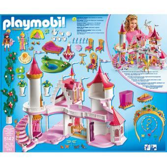 Playmobil Princess 5142 Palais de princesse - Playmobil - Achat ...